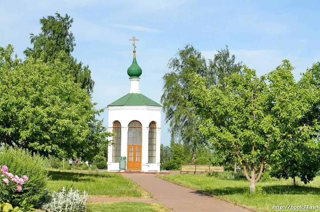 Костница Спасо-Преображенского монастыря