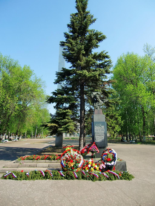 Памятник Гастелло в Муроме