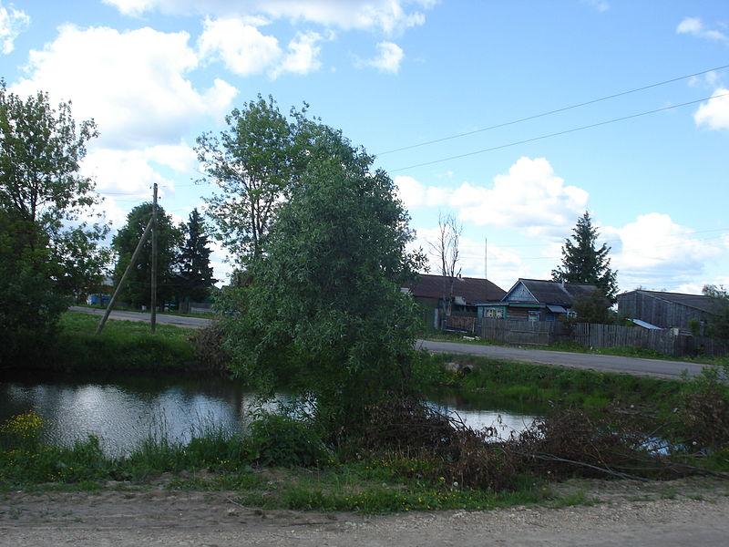 Село Бутылицы
