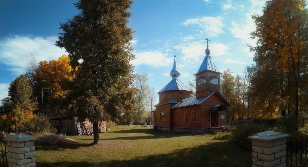 Храм-часовня Андрея Первозванного (2003-2009)