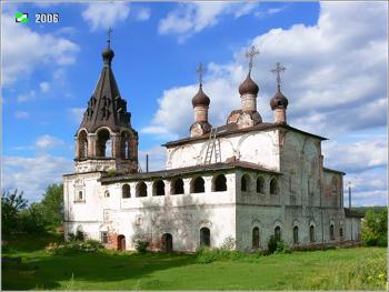 Христорождественская церковь Борисоглеб
