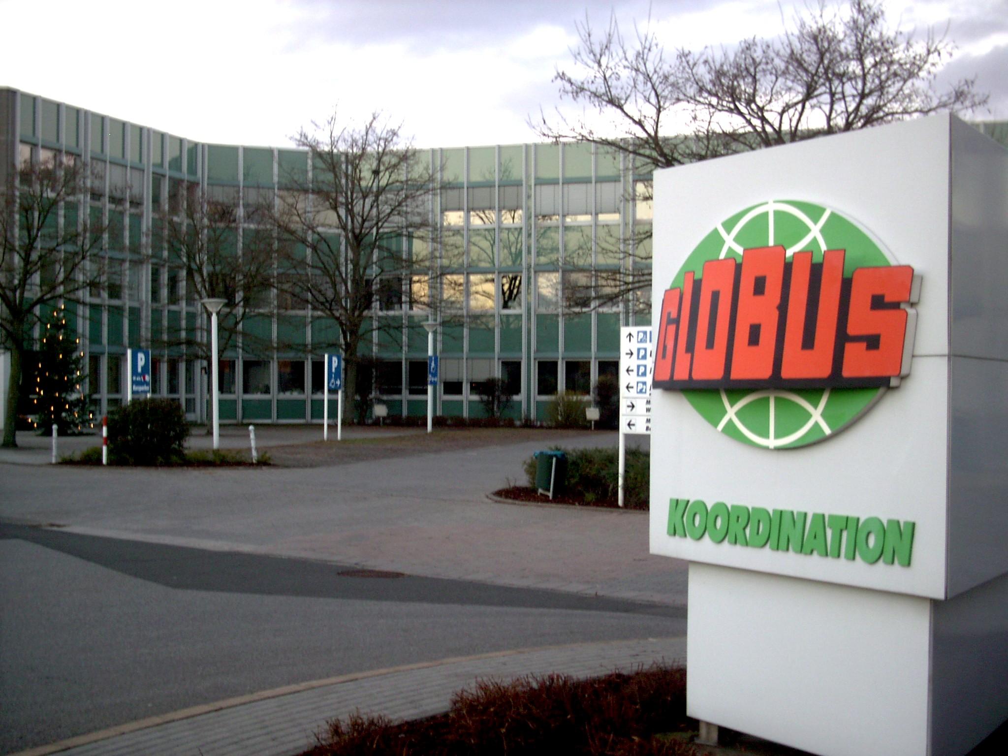 Международная штаб-квартира гипермаркета Глобус в Санкт-Вендель