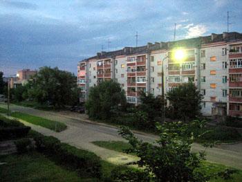 Поселок Вольгинский Петушинского района