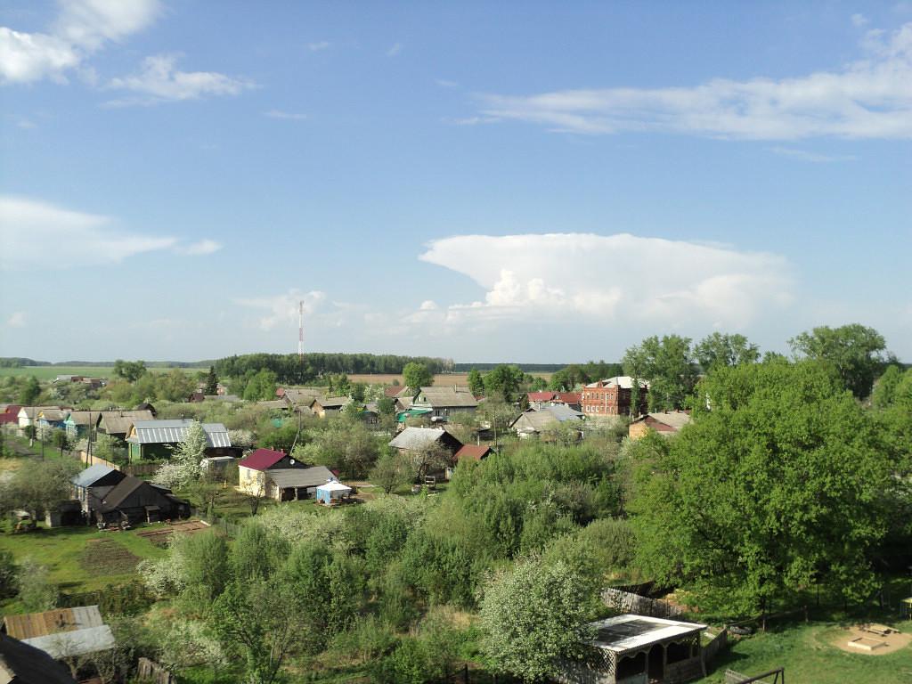 Деревня Паустово, Вязниковский район Автор фото: Борис Самылин