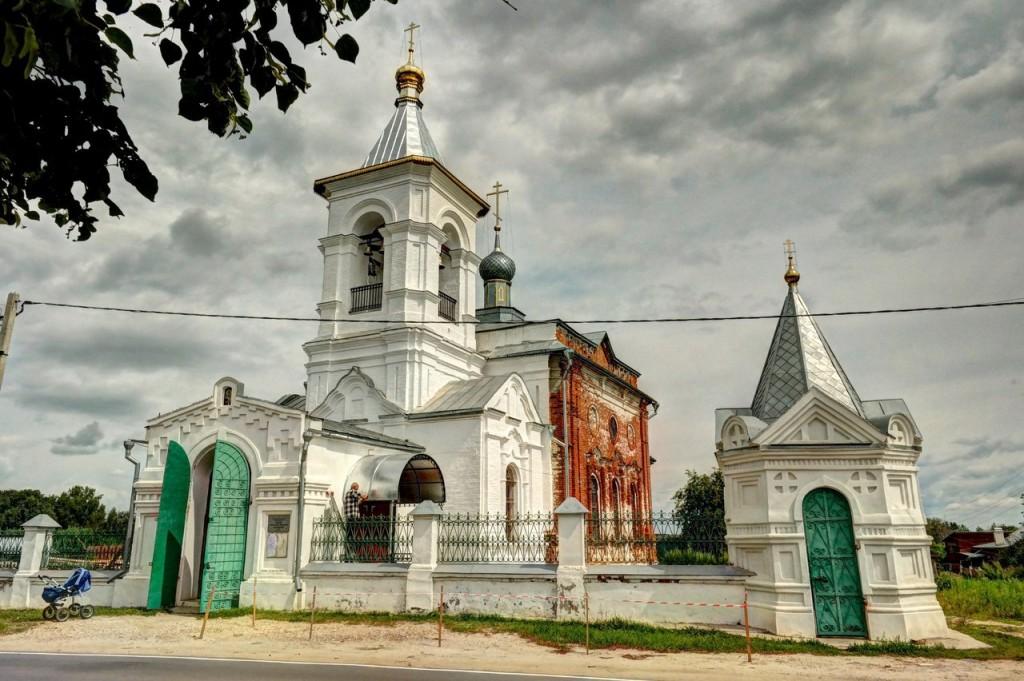 Мстёра. Церковь Николая Чудотворца. Автор фото: Lynx Mourmyss