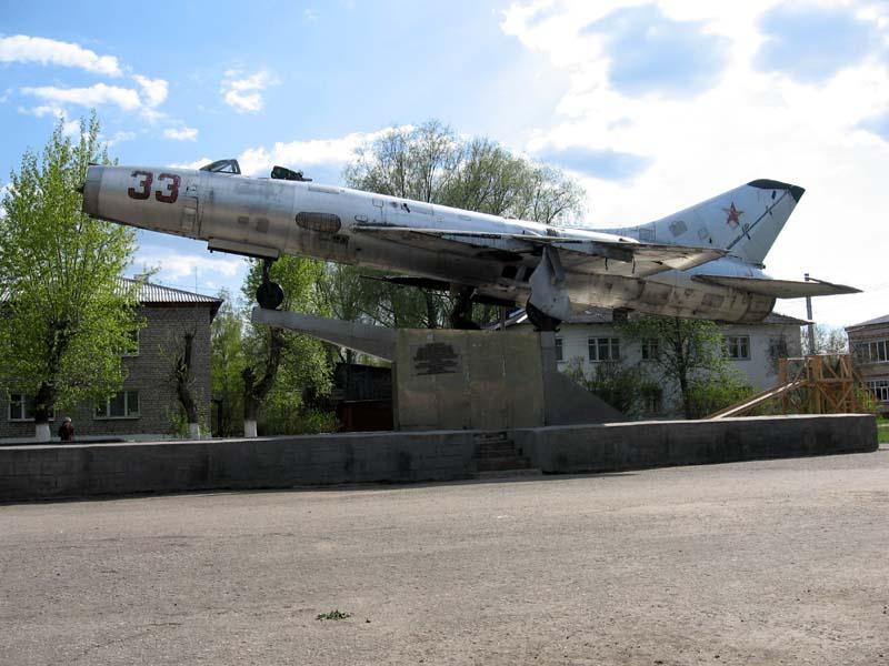 Су-9 в Красной Горбатке
