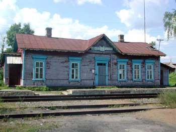 """Железнодорожная станция """"Головино"""""""