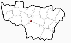 Поселок Головино на карте Владимирской области