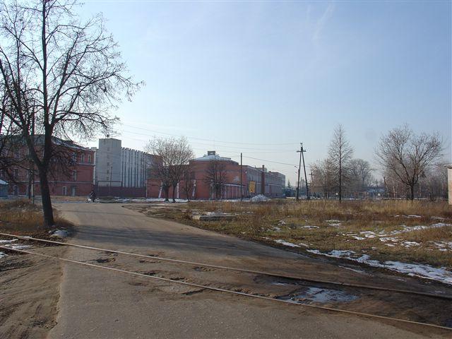 Фабрика Городищи Петушинского района