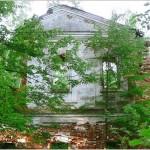 Церковь Иоанна Богослова - Северный фасад основного объема