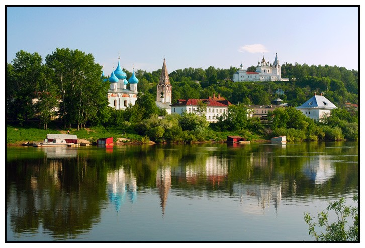 Панорама (город Гороховец)