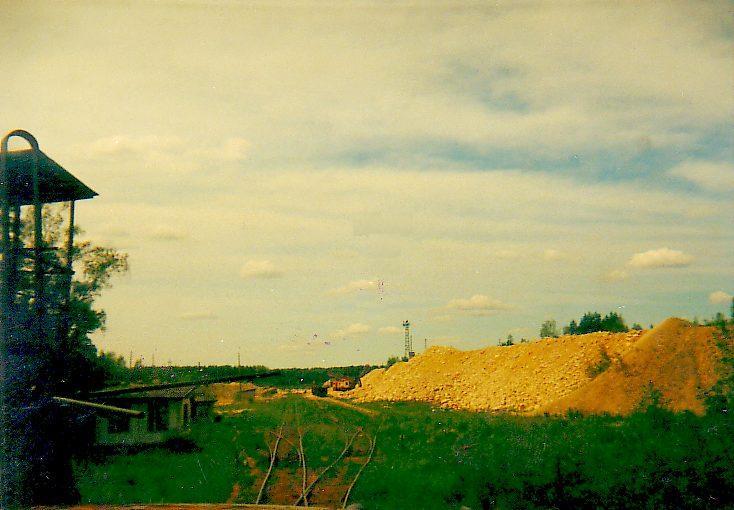 Станция Дюкино, Дюкинский карьер