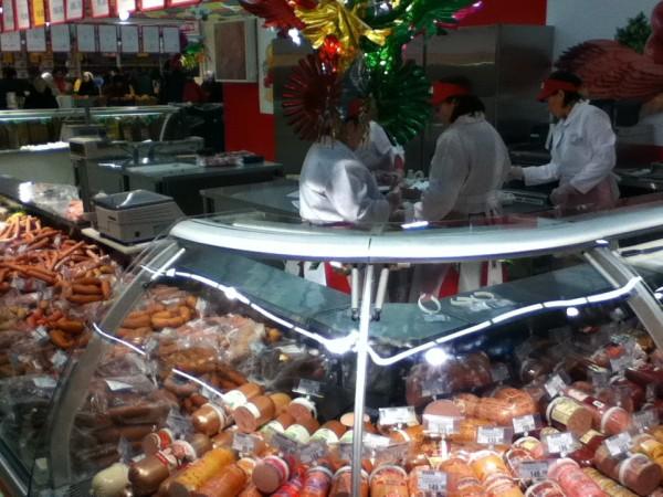 Гипермаркет Магнит в Муроме - Мясная продукция и колбасы