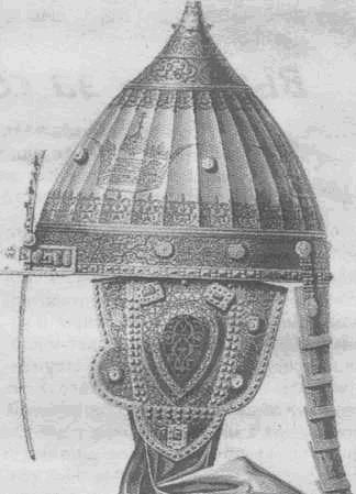Булатная ерихонка царя Михаила Федоровича