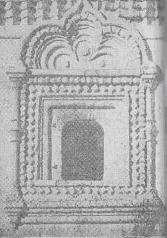 Окно церкви