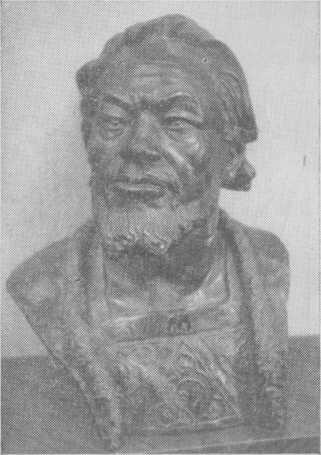 Андрей Боголюбский. Скульптура М. Герасимова