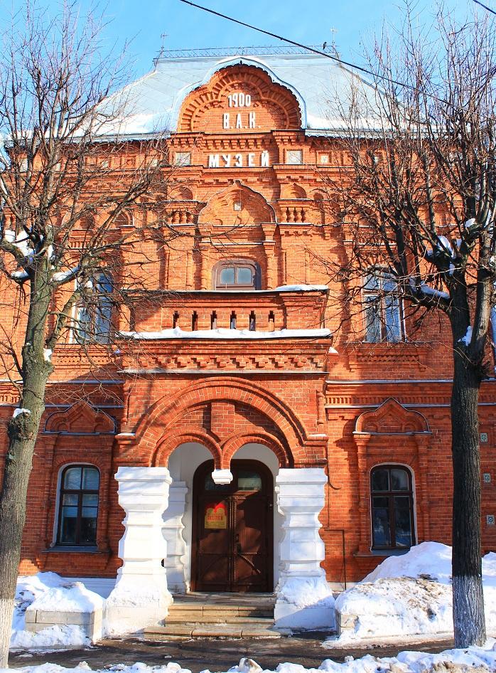 Городской музей Владимира