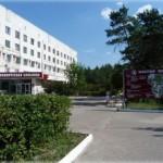 Здание областной больницы в Заречной части города Владимира