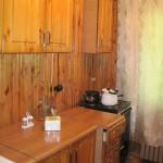 Кухня в домике