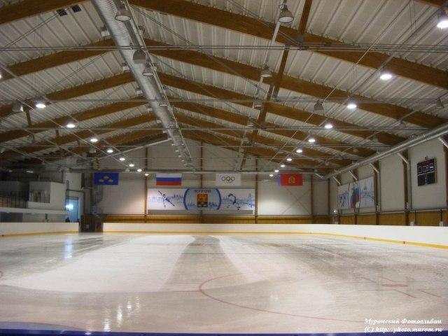 Ледовый дворец в Муроме