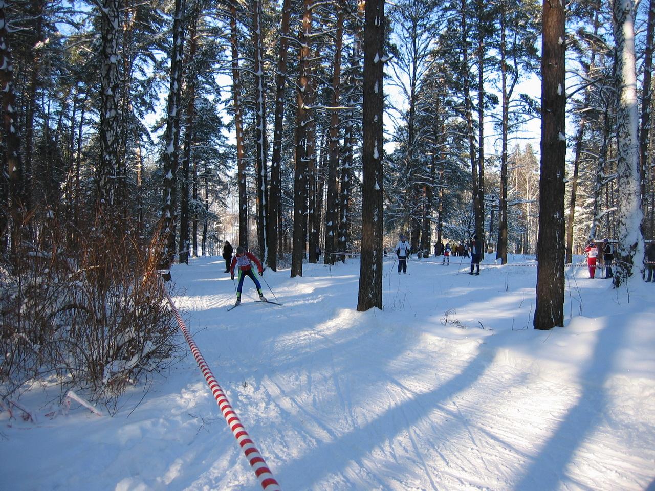 Лыжная трасса на Вербовском Муром