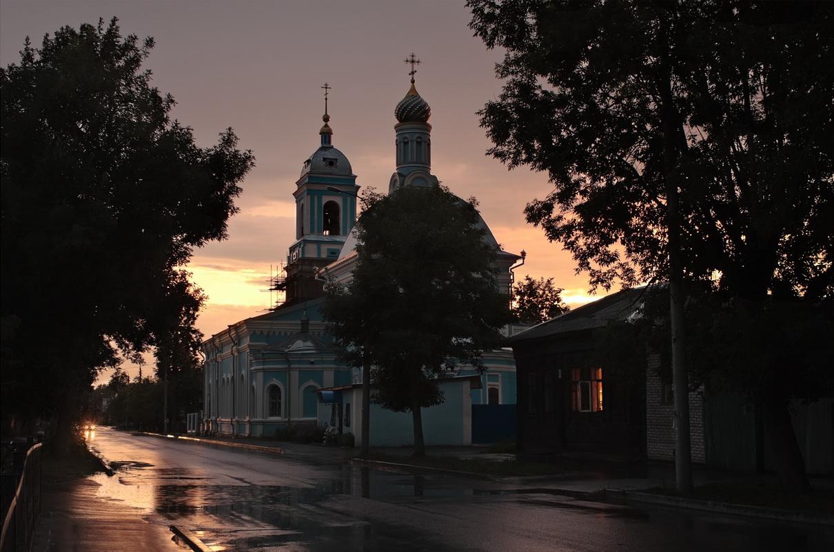 Муромская церковь во имя Сретения Господня