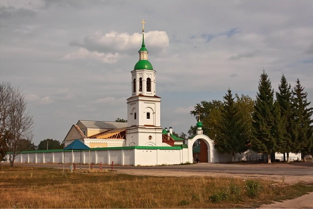 Муромский район, с.Лазарево. Церковь Архистратига Михаила.