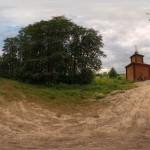 Муромский район. с.Лазарево. Надкладезная часовня в честь св.Иулиании и купальня