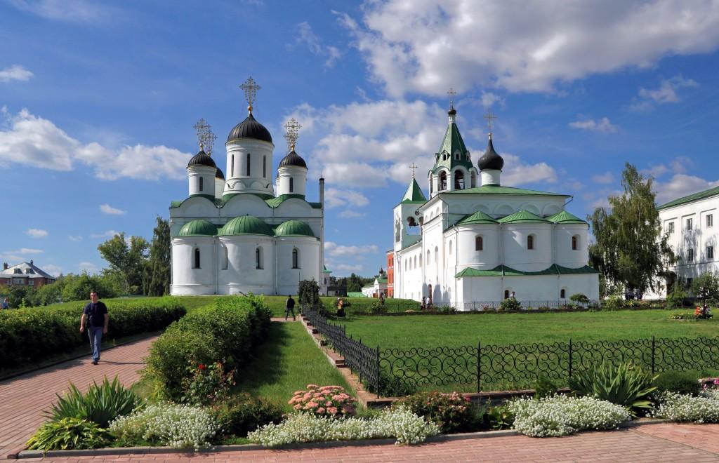 Муромский спасо-преображенский монастырь. Фотограф - Вячеслав Заикин.