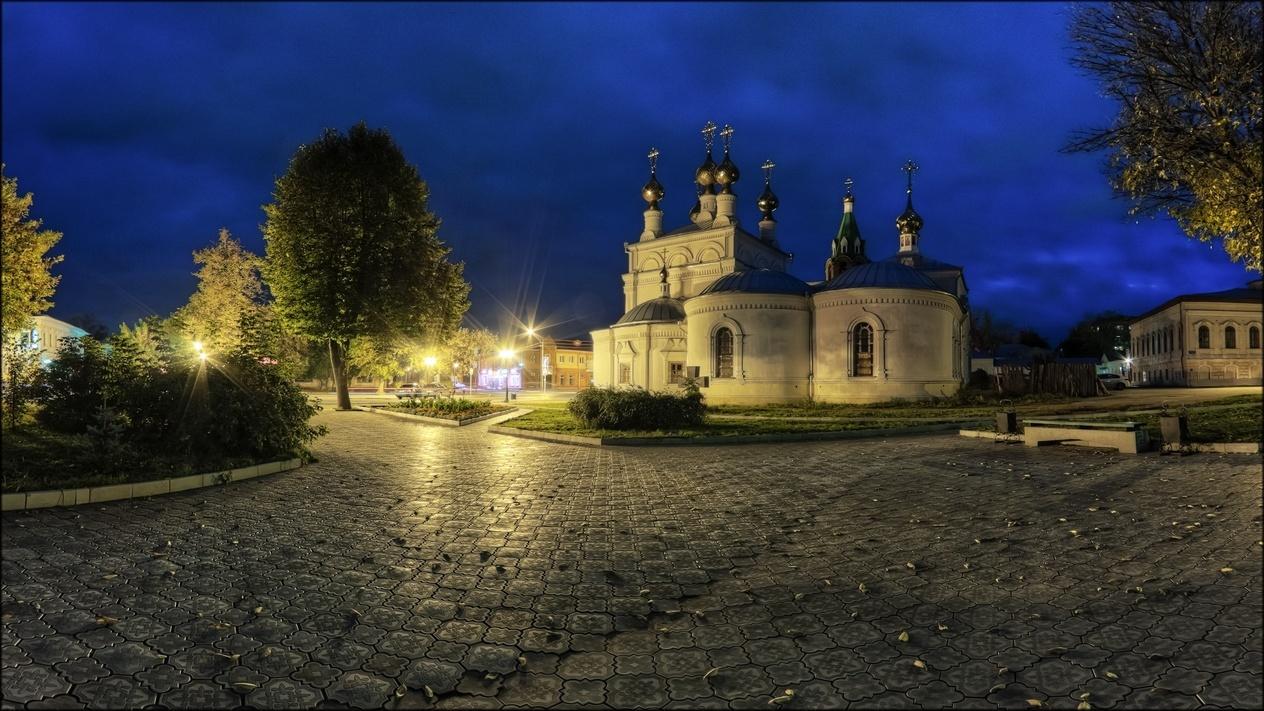 Вознесенская церковь в Муроме