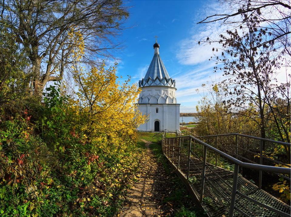 Космодемьянская церковь в Муроме