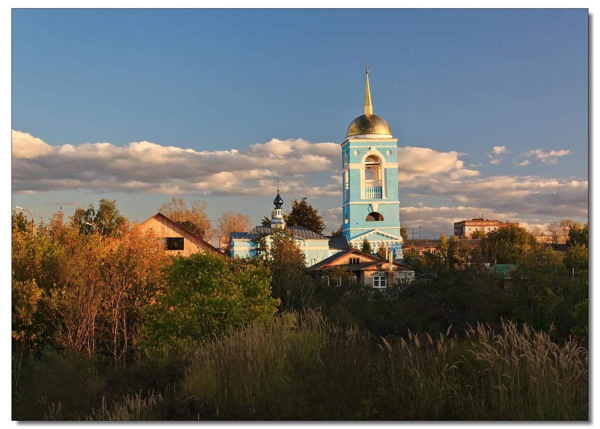 Муром. Успенская церковь