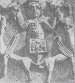 Полет Александра Македонского на небо