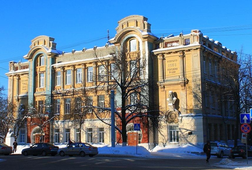 Реальное училище Владимир