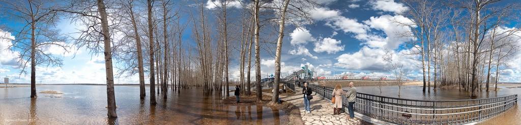 Село Боголюбово (место для прогулок)