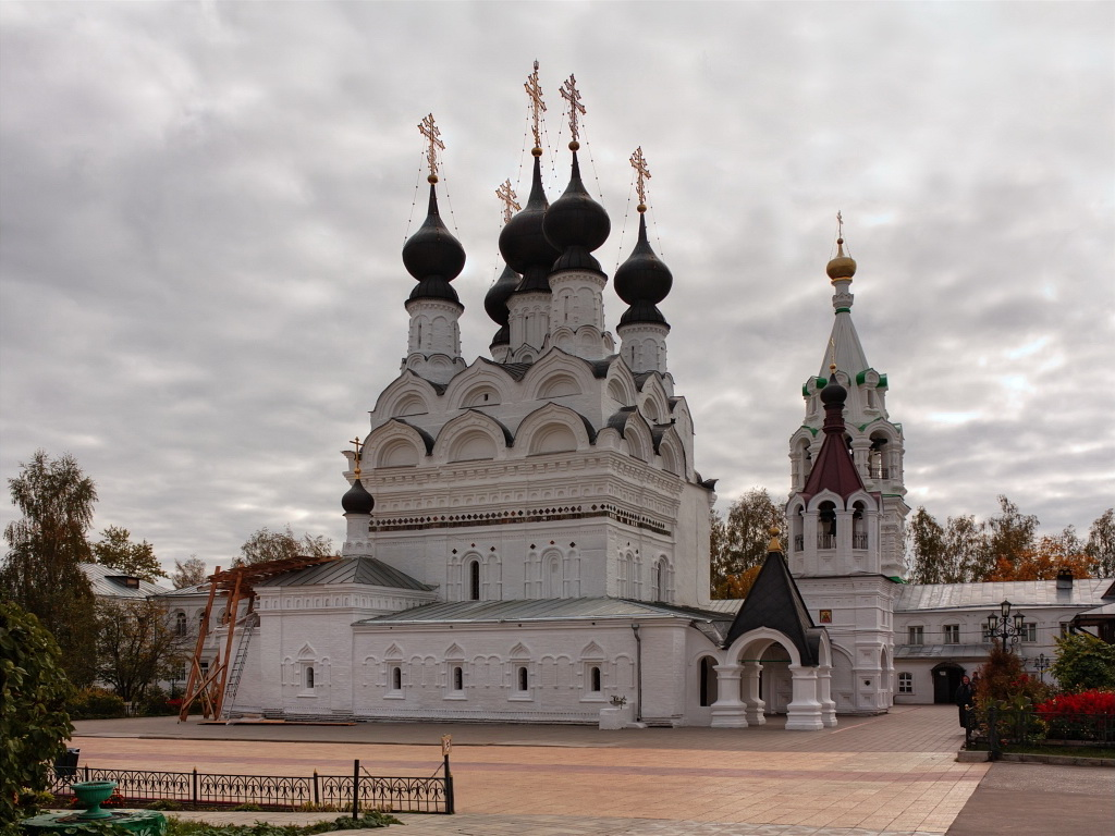 Собор Муромского Свято-Троицкого монастыря