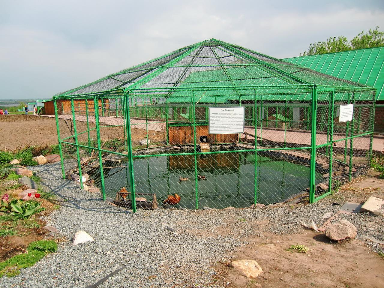 Животный двор в Спасо-Преображеском монастыре (Муром)
