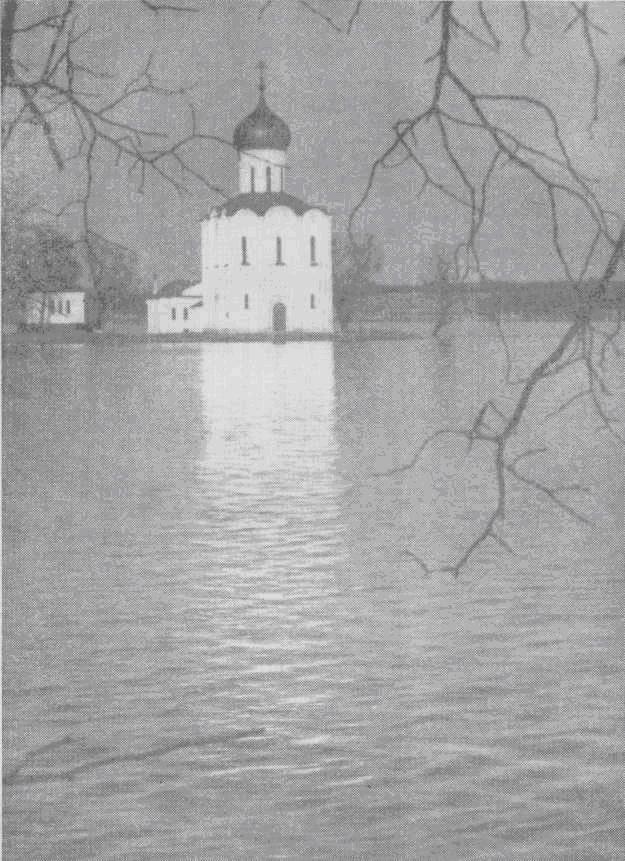 Церковь Покрова на Нерли - белая лебедь русской архитектуры 1165