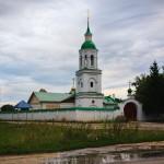 с.Лазарево. Церковь Архистратига Михаила