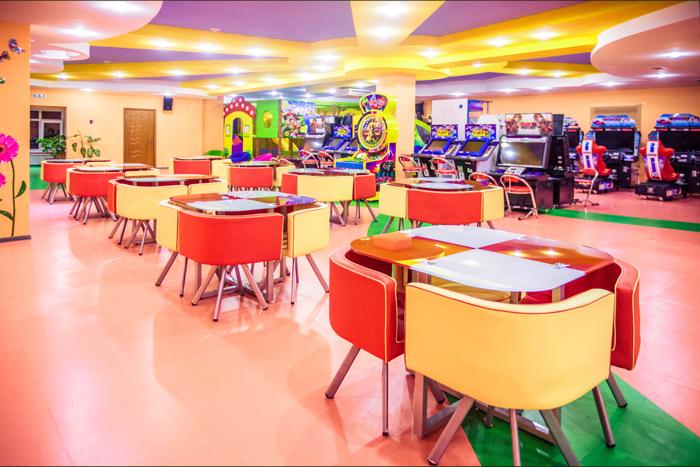 Игровой зал в ТРК Империя (Муром)
