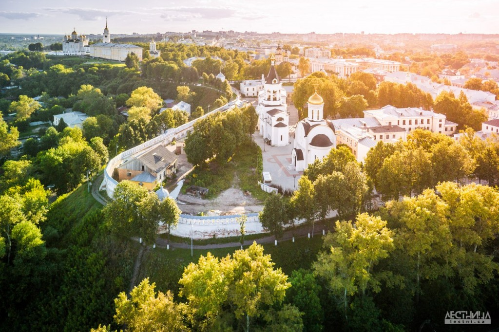 Богородице-Рождественский мужской монастырь во Владимире 01