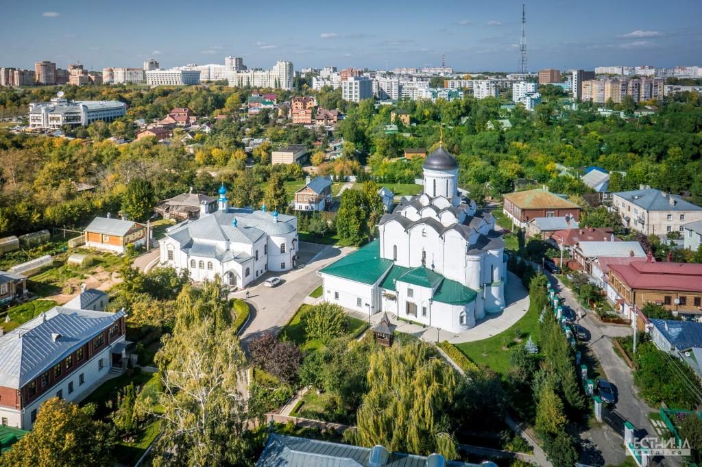 Владимир Княгинин Монастырь