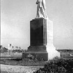 Ковров. Скульптура И.В.Сталина в парке им. В.А. Дегтярева
