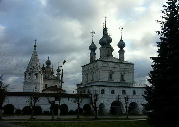 Михайло-Архангельский монастырь. Александров