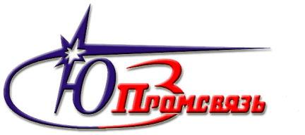 """Завод """"Промсвязь"""", Юрьев-Польский. Логотип."""