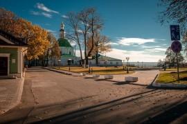 Спасский холм во Владимире 04