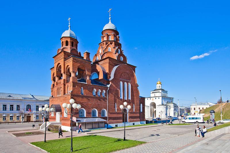 Старообрядческая Троицкая церковь