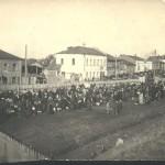 Толкучка на рынке (Юрьев-Польский)