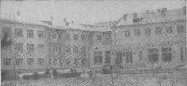 Главный корпус областной больнице во Владимире