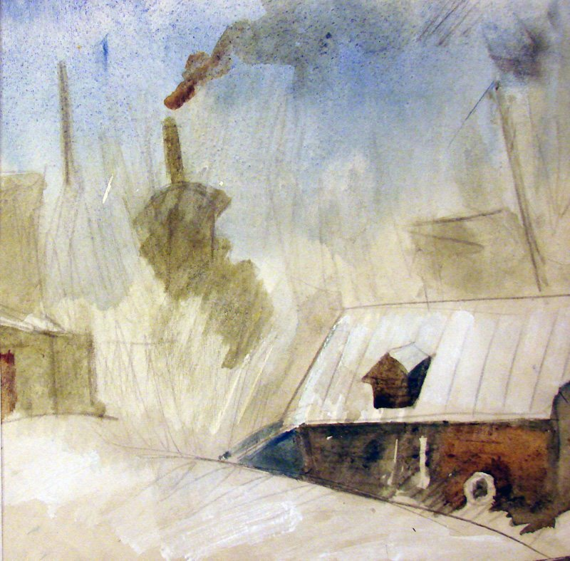 Картина Беззубова 13